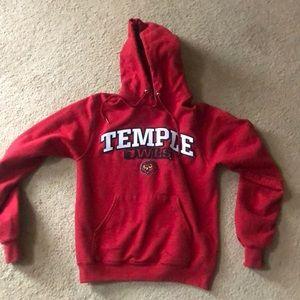 Temple owls 🦉 sweatshirt/ hoodie
